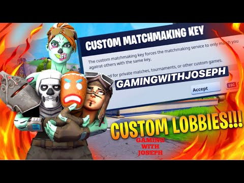 PS4 Fortnite Live Stream   Decent Player   Gifting Skins   Custom Matchmaking ?   Hosting Scrims