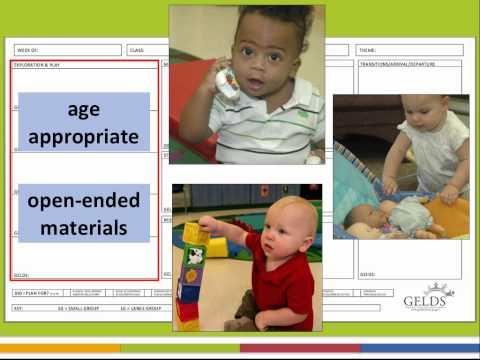 Infant Lesson Planning podcast