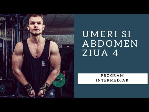 Program Intermediar | Umeri si Abdomen | Ziua 4