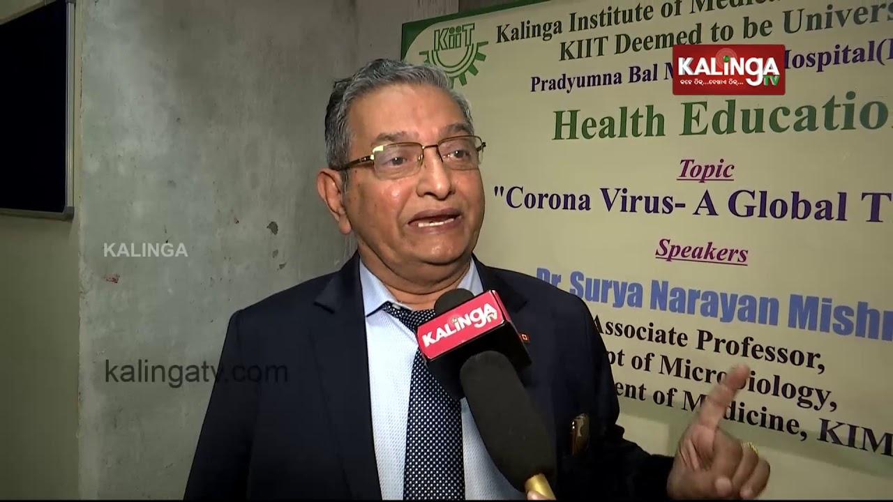 Health Education Summit Coronavirus- A Global Threat Held In KiiT