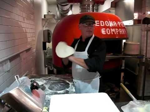 Pizza in Sedona