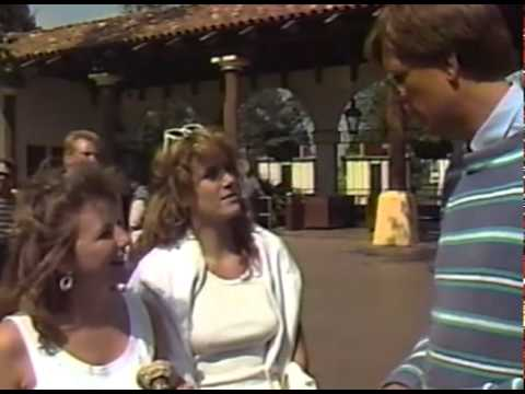 Interview With a Couple of Girls at Knotts Berry Farm (Son of Dinosaurs)