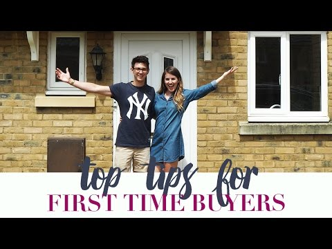 Top Tips For First Time Buyers|RobynCaitlin