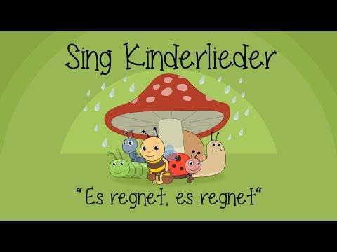 Es regnet, es regnet - Kinderlieder zum Mitsingen | Sing Kinderlieder