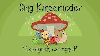Скачать Es Regnet Es Regnet Kinderlieder Zum Mitsingen Sing Kinderlieder