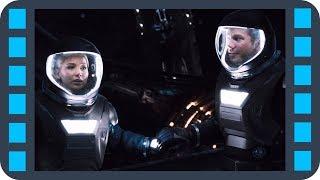 Романтическая прогулка в космосе — Пассажиры (2016) сцена 4/8 HD