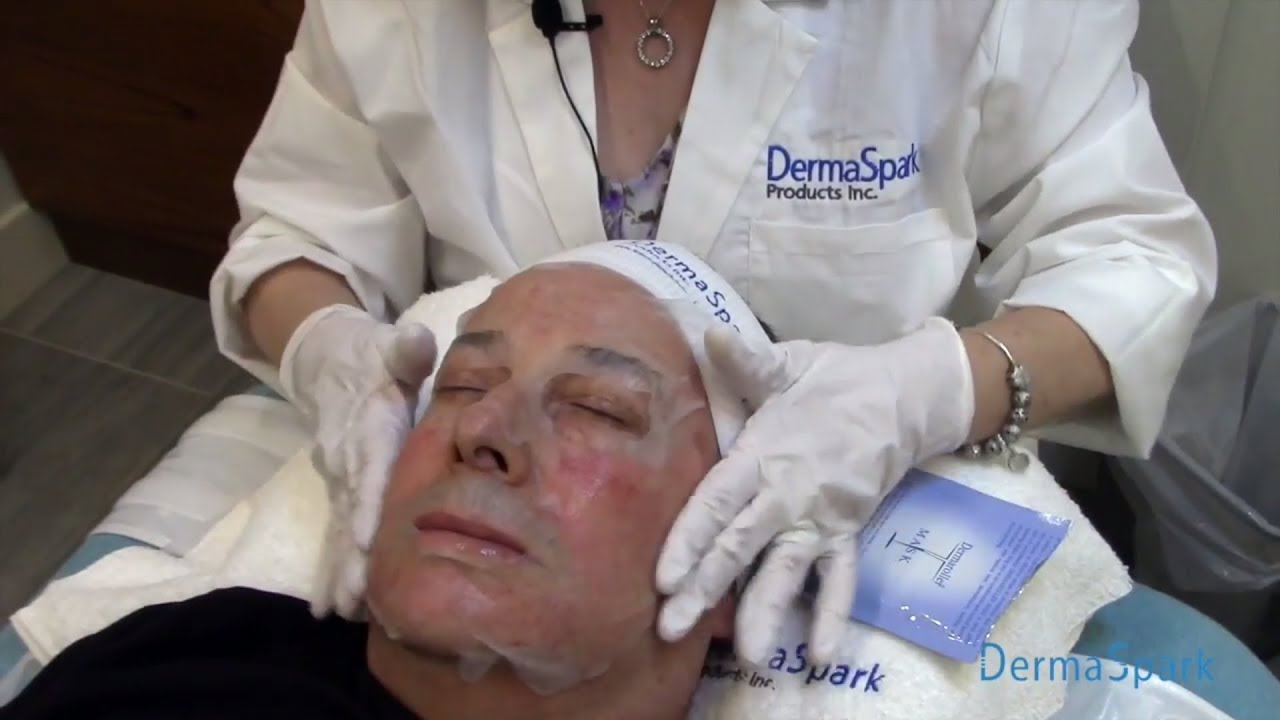 HYALURONIC ACID MASK by Dermaroller® - How to use - Training Video