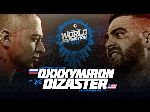 Download Youtube: KOTD - Oxxxymiron (RU) vs Dizaster (USA) | #WDVII