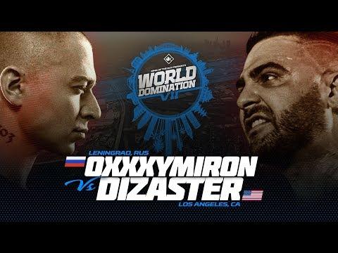 KOTD - Oxxxymiron (RU) vs Dizaster (USA) | #WDVII - Популярные видеоролики!