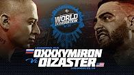 Oxxxymiron (RU) vs Dizaster (USA)