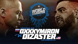 Download lagu KOTD Oxxxymiron vs Dizaster WDVII MP3