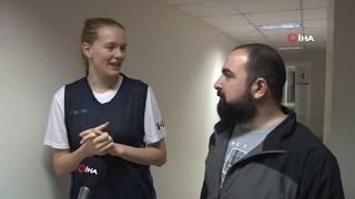 Basketbolda Elazığ'ın Kızları Süper Lig İstiyor