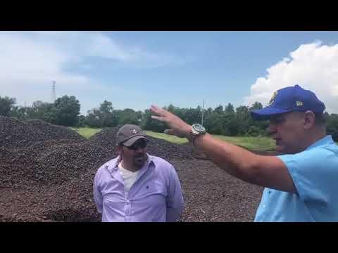 Mexico Mines Iron Ore Site