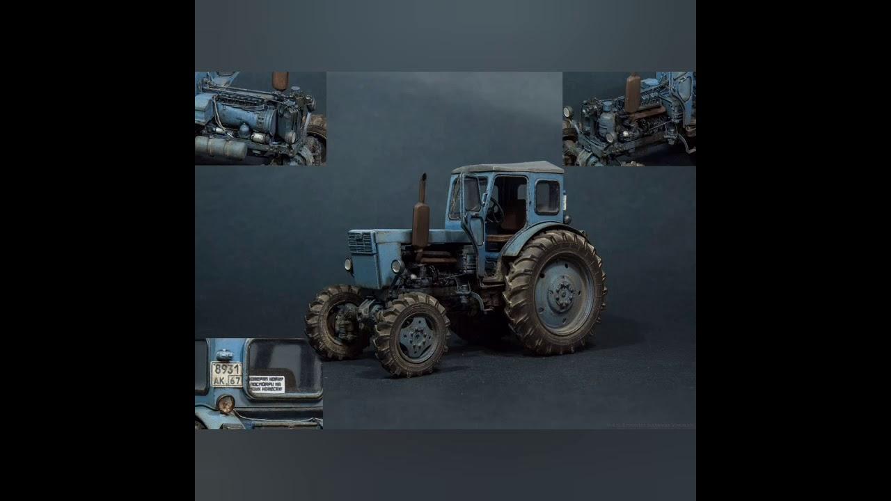 Модели тракторов в работе девушка модель работы с кейсом