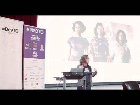 DevTO International Women's Day Talks 2017 - Tammy Everts