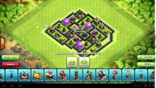 #293 Clash of Clans: Town Hall 8 Farming Base Speed Build