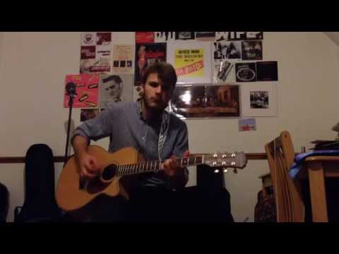 The Stranglers Tramp (acoustic cover)