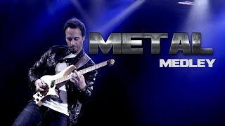 The Ultimate Metal Guitar Medley