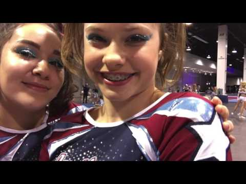 Arctic Warrior Cheer -Nationals