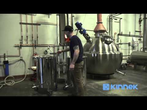 Claremont Distilled Spirits: Craft Liquor Production