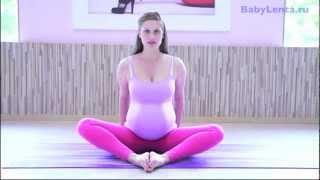 Укрепление спины и тазовой области при беременности(http://babylenta.ru/ Комплекс упражнений для беременных на укрепление спины и тазовой области. Фитес-инструктор..., 2013-02-09T13:31:59.000Z)