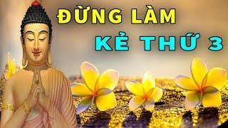 TÂM SỰ KẺ THỨ 3 Và Quả Báo Chát Đắng Cho Những Ai Đang Phá Hoại Gia Đình Người Khác - Lời Phật Dạy