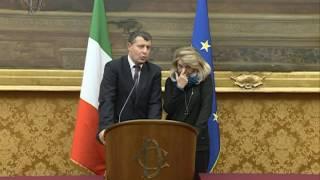 Le consultazioni di Paolo Gentiloni: SinistraItaliana e SEL