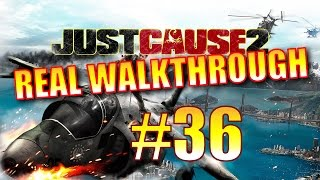 Just Cause 2 Walkthrough - Part 36 - Pekan Hujung, 100% Completion