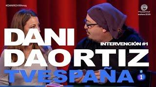 Dani DaOrtiz en No es Un Sabado CuCualquiera (TVE)
