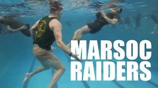 What it takes to be a MARSOC Marine Raider