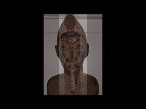 Hugeaux African & Oceanic Tribal Art Collection 2012.wmv