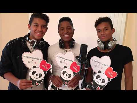 Jermaine Jackson, Jaafar and Jermajesty iPandas, I Love You teaser