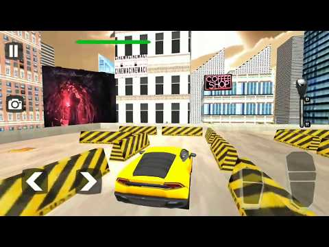 car park 3d driving; free car games 2018 (By Gamers Hive ) - HD Gameplay