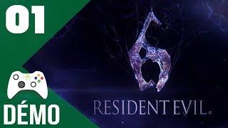 Démo Resident Evil 6 (Leon Gameplay) (FR) (Xbox 360)