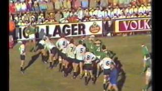 1981 Ireland vs South Africa