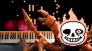 CRAB RAVE and MEGALOVANIA sounds so GOOD Together!
