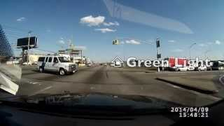 dashcam crash w us border patrol van flipped over