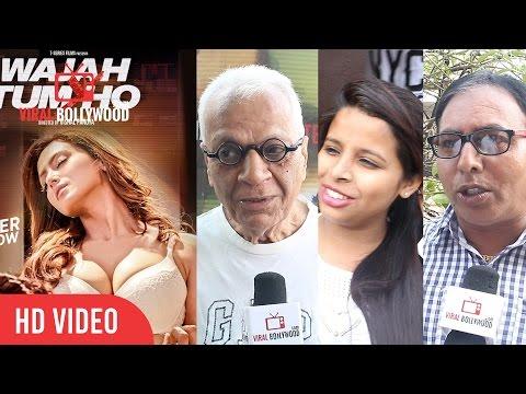 Wajah Tum Ho Public Review | Sana Khan,...