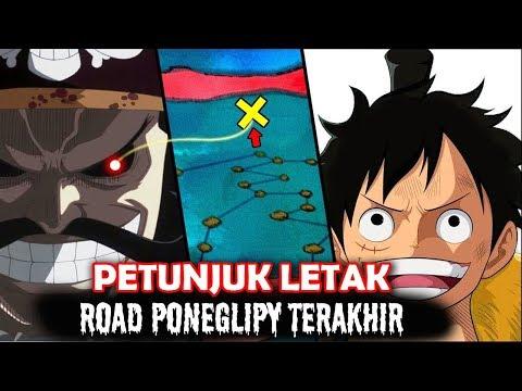 Luffy Terkejut!! Inilah Petunjuk Letak ROAD PONEGLYPH TERAKHIR ( One Piece )