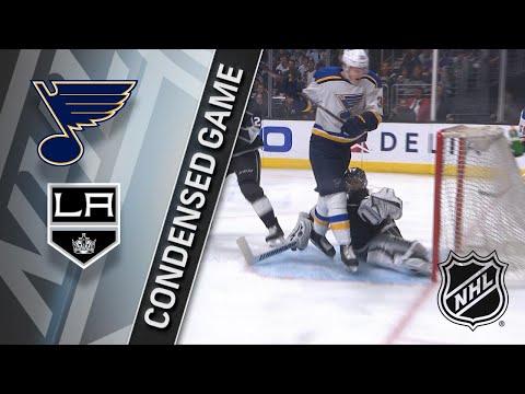 03/10/18 Condensed Game: Blues @ Kings