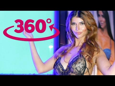 Micaela Schäfer In 360 Grad: Nackt Bei Ihr Zuhause