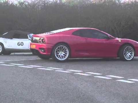 Ferrari 360 replica