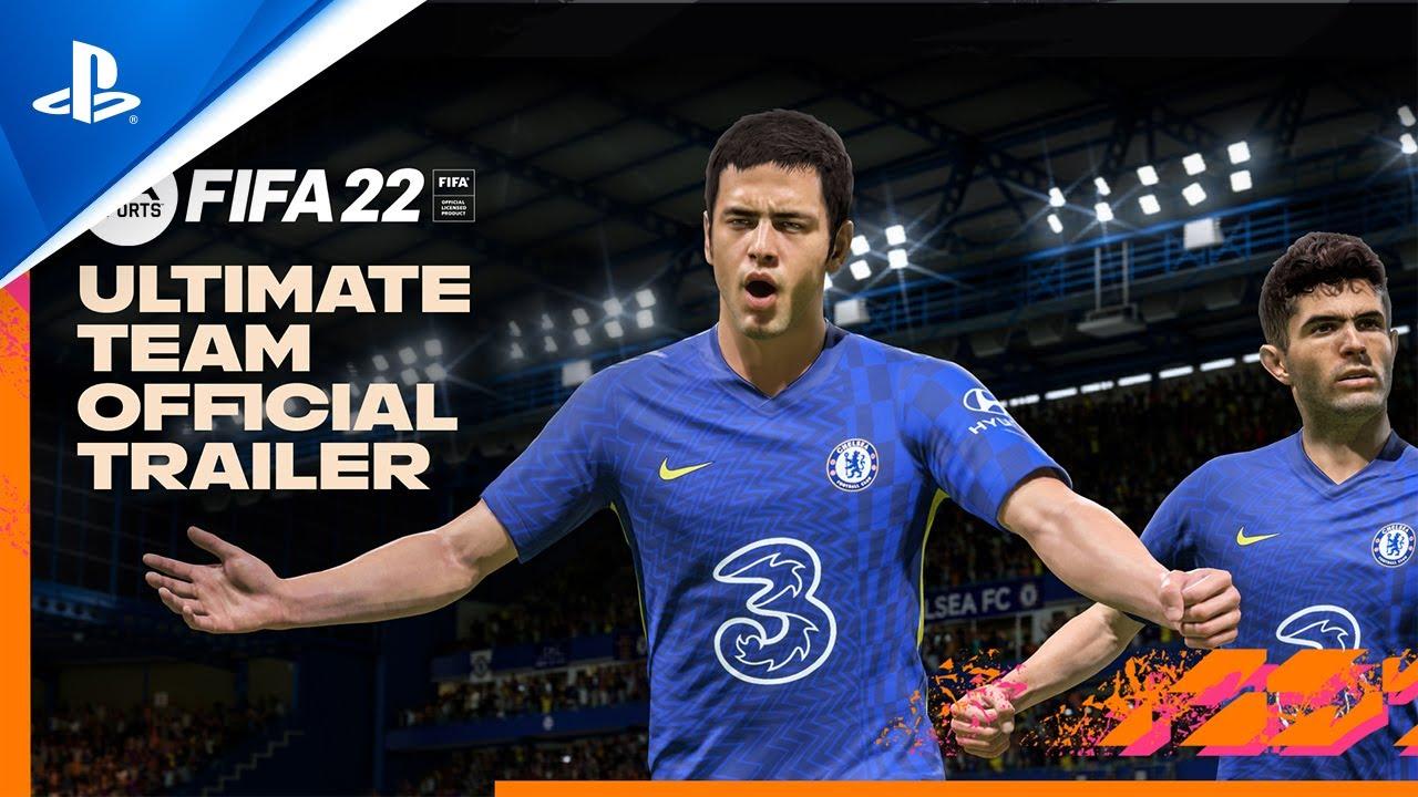 『FIFA 22』Ultimate Team | 公式トレーラー
