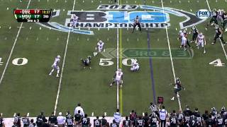 2013 Big Ten Football Championship Ohio State vs Michigan State
