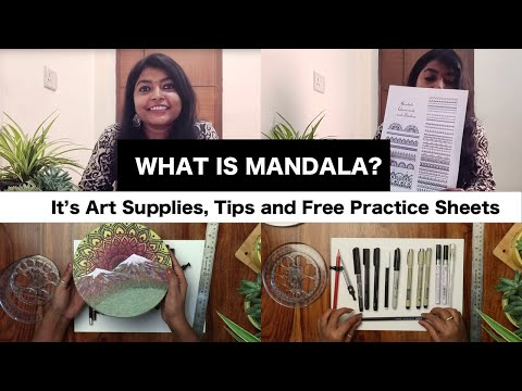 Symbolism of the Mandala Lecture from YouTube · Duration:  1 hour 5 minutes 13 seconds