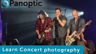 the 3 c s of concert photography