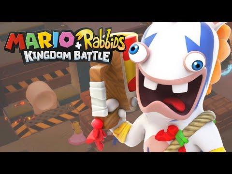 MARIO+RABBIDS KINGDOM BATTLE #26 - EU SOU MUITO BURRO
