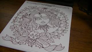 New Deborah Muller Christmas Coloring Books/Pages