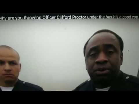 X Lapd Pacific Division Officer Clifford Proctor Will Not Going To Jail