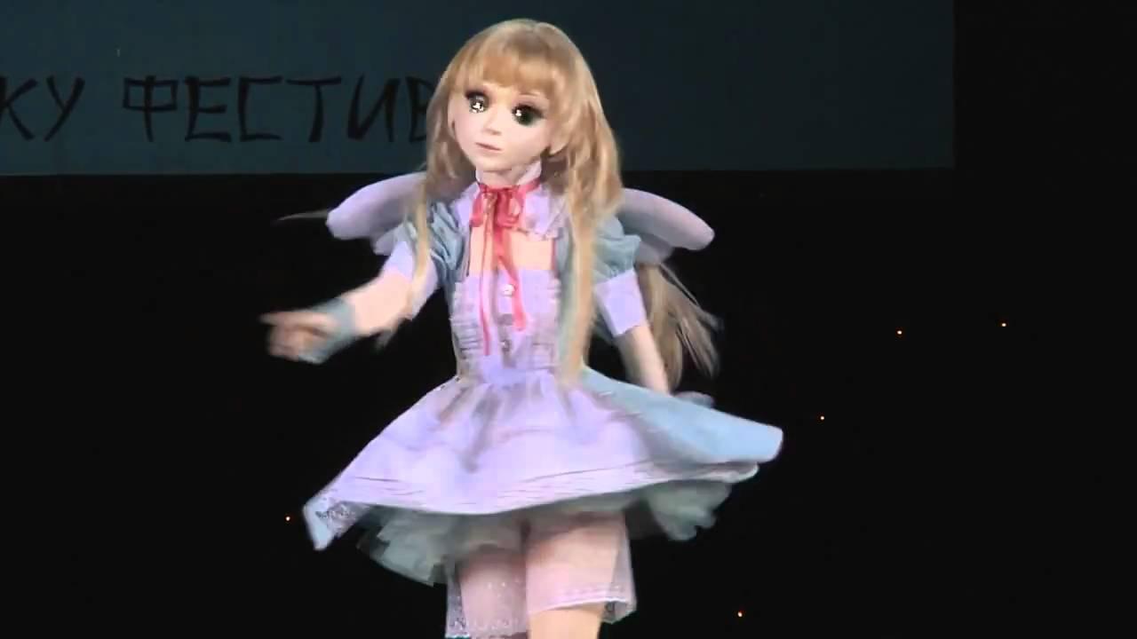 OtakuFest 2011 - Doll's Kingdom. Angela as Leya